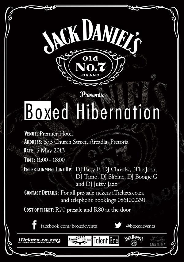 Jack Daniels Do FB