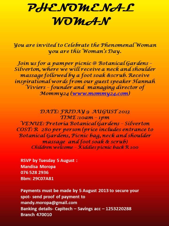 phen woman invite