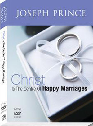 christ is the centre for happy marriages