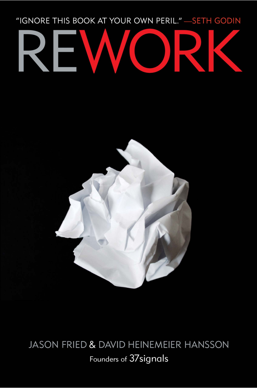 Rework Black Cover