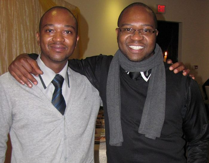 Brighton and Michael Wanjelani, Co-Founders of B&M Entertainment