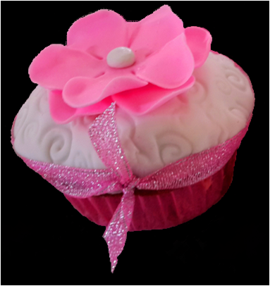 Secret cupboard cupcake