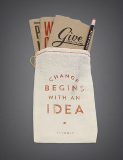 Sevenly changebegins with an idea large