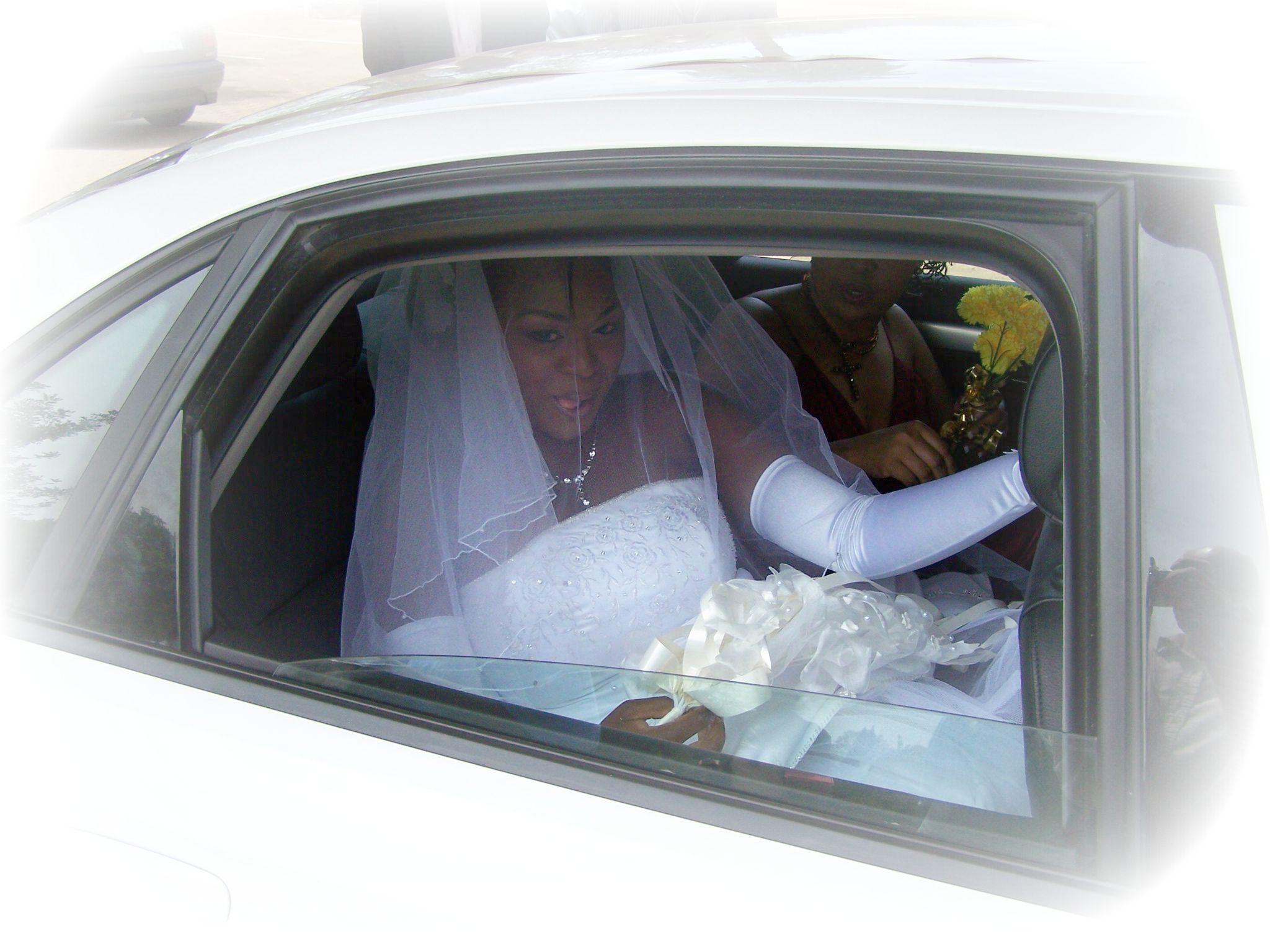 Wedding Dress Car Edited frost