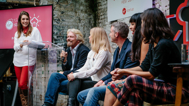 Richard Branson on Business Plan